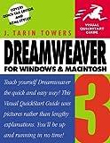 Dreamweaver 3 for Windows and Macintosh, J. Tarin Towers, 0201702401