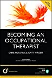 img - for Becoming an Occupational Therapist book / textbook / text book