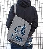Arpeggio of Blue Steel - Ars Nova - Lee -401 Shoulder Tote Bag Medium gray