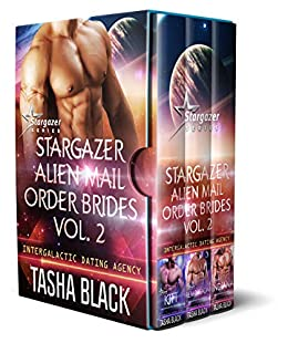 Stargazer Alien Mail Order Brides: Collection #2 (Intergalactic Dating Agency)