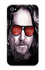 The Big Lebowski PC Case Cover for iPhone 4 and iPhone 4s by Maris's Diaryby Maris's Diary