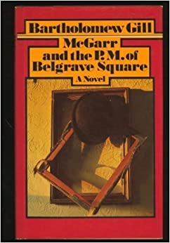 Book McGarr and the P.M. of Belgrave Square