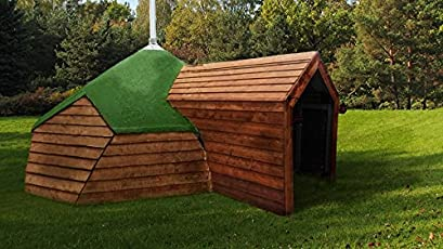 DIY Plans Build your own Outdoor Geodome Sauna Fun to build!