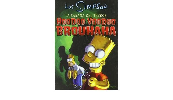 HOODOO-VOODOO: CABAÑA DEL TERROR Nº 3 SIMPSON ALBUMES ...