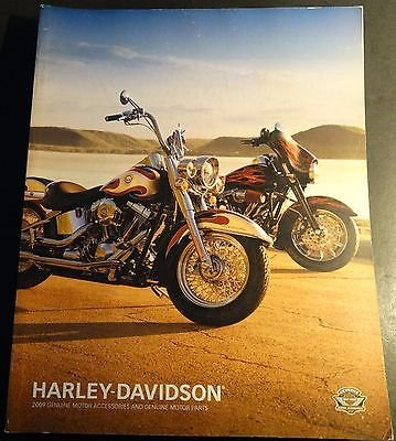 2009 HARLEY DAVIDSON PARTS & ACCESSORIES CATALOG HUGE MANUAL 800 PG (393) (2009 Harley Catalog)
