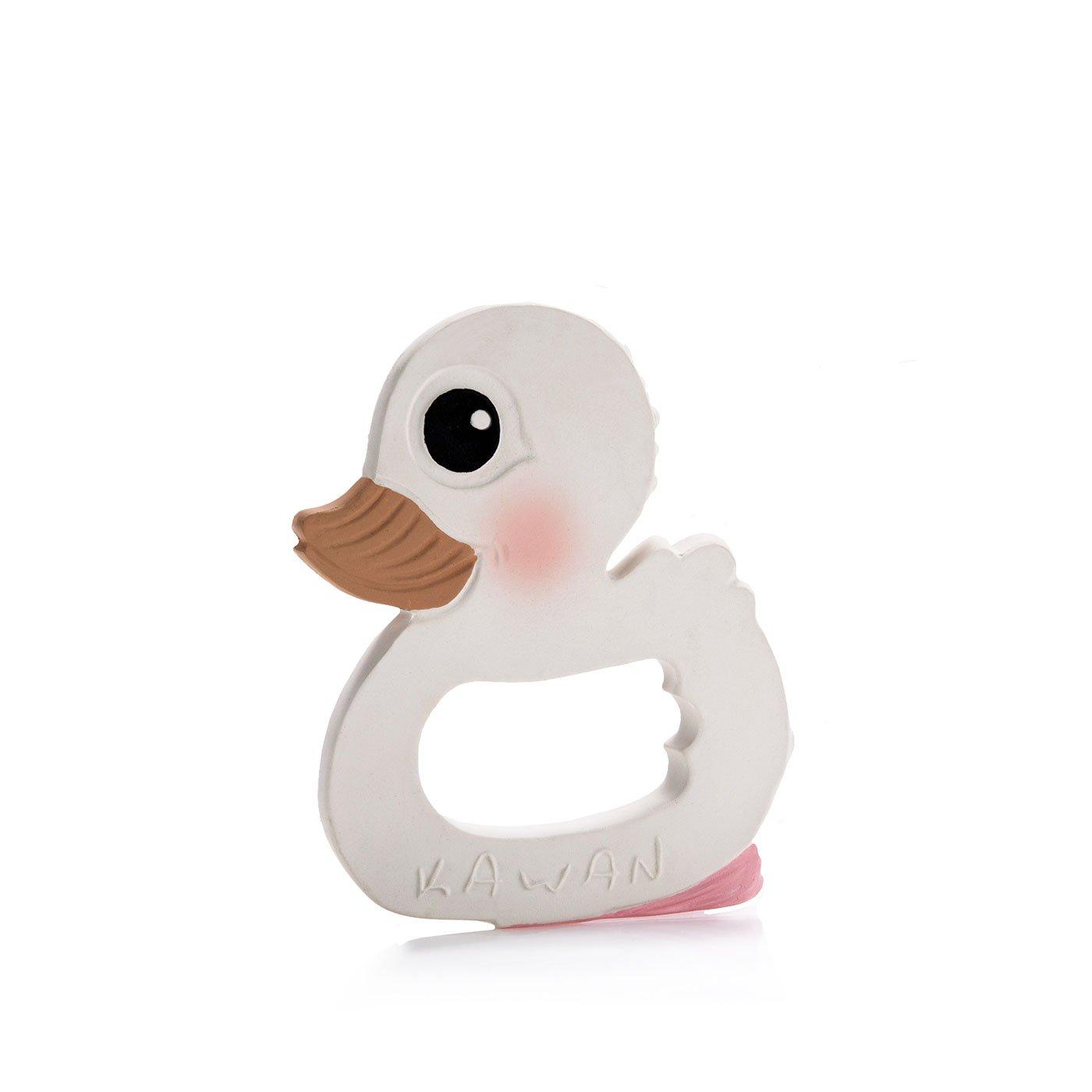 HEVEA Beißring aus Naturkautschuk Ente Kawan 553173