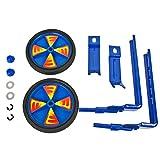 Kidzamo Flame Training Wheel