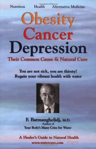 Obesity Cancer & Depression: Their Common Cause & Natural Cure