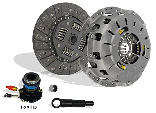 Clutch Kit Slave And Self Adjusting Plate For Ford Ranger 2.3L 2.5L 3.0L - Ford Ranger Clutch Master