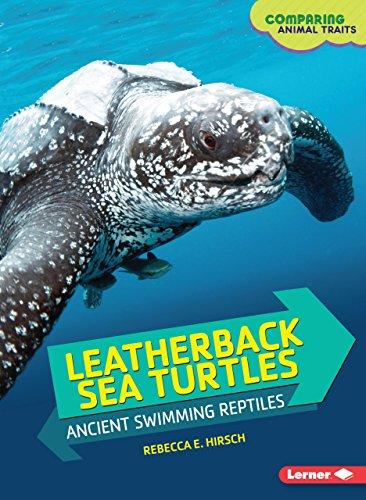 Leatherback Sea Turtles: Ancient Swimming Reptiles (Comparing Animal Traits)