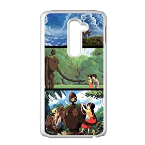 LG G2 phone cases White Castle in the sky Phone cover DSW1900066