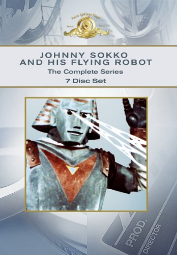 johnny soko and his flying robot - 4