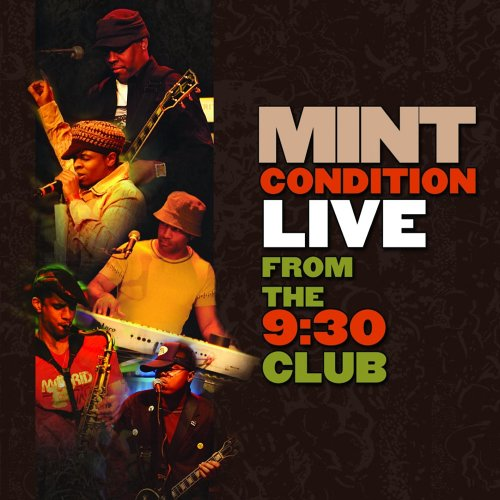 Live from the 9:30 Club by Mint Condition