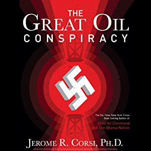 The Great Oil Conspiracy Audiobook