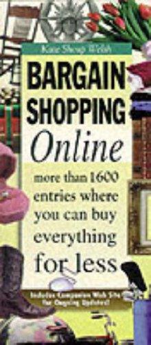 Bargain Shopping Online