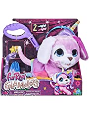 FurReal Glamalots, interactief speelgoed dier, 7 accessoires, vanaf 4 jaar