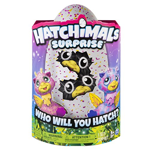 Hatchimals Surprise �Giraven� Hatching Egg with Surprise Twin Interactive Hatchimal Creatures by Spin Master JungleDealsBlog.com