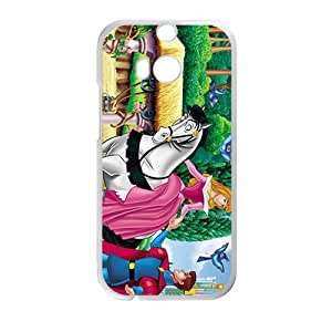 Sleeping Beauty Case Cover For HTC M8 Case