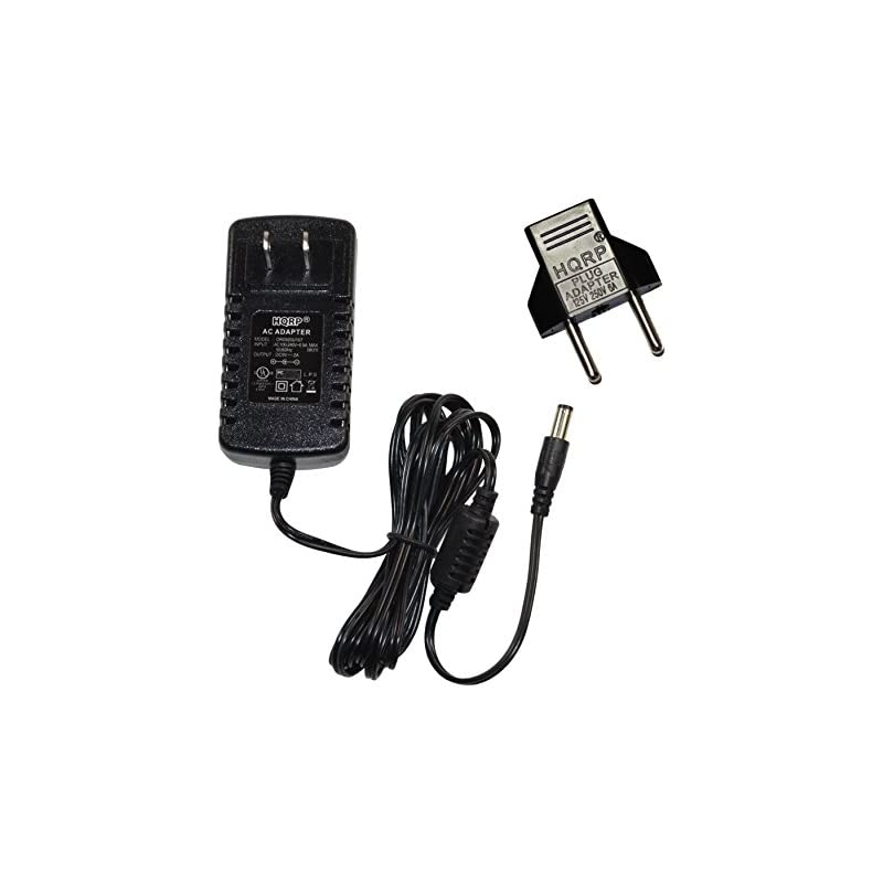 HQRP AC Adapter/Power Supply for Roland