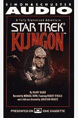 STAR TREK  KLINGON (Star Trek: All) Audio Cassette