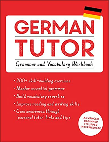 Amazon com: German Tutor: Grammar and Vocabulary Workbook (Learn
