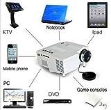 65 inch tv dlp mitsubishi - Projector Led Home Cinema Mini 1080P HD USB Theater HDMI Multimedia PC USB TV AV HDMI DVD