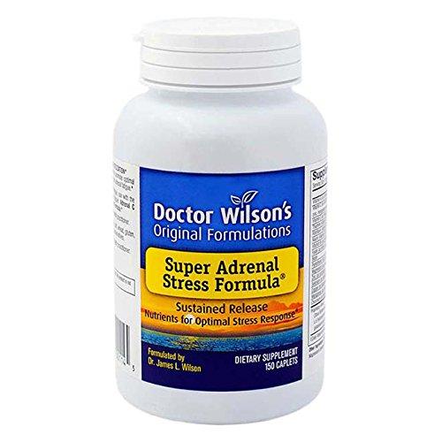Doctor Wilsons Original Formulations Super Adrenal Stress Formula 150 caplets