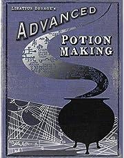 ADVANCED POTION MAKING: NOTEBOOK / DIARY / JOURNAL / HP MOVIE PROP / PRANK / HALLOWEEN / CHRISTMAS GIFT !!! (Hogwarts textbooks)