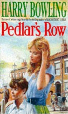 book cover of Pedlar\'s Row