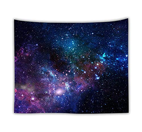 - Outer Space Milky Way Tapestry Cosmic Galaxy Space Home Wall Hanging Decoration,A1_150230cm / 6090in