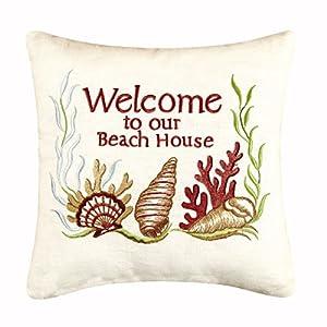 519H9Bv8CpL._SS300_ Coastal Throw Pillows & Beach Throw Pillows