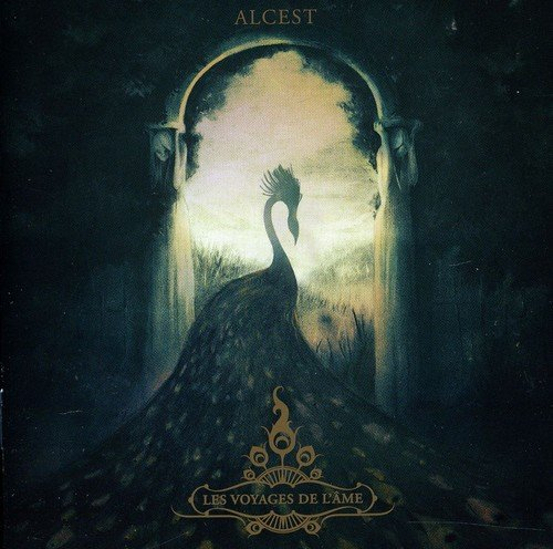 CD : Alcest - Les Voyages De L'ame (CD)
