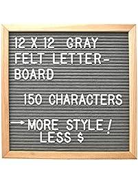 Changeable Letter Boards | Amazon.com | Office & School Supplies ...
