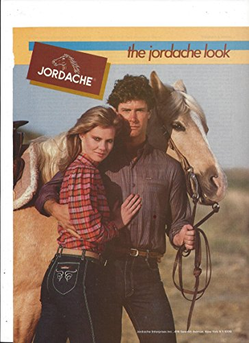 vintage-1982print-ad-for-jordache-jeans-the-jordache-look-couple-with-horse-