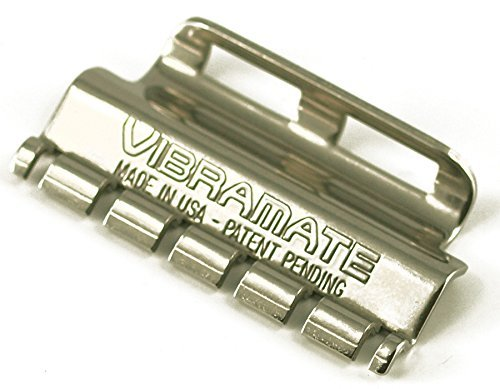 Vibramate String Spoiler For Bigsby Vibratos, Stainless Steel