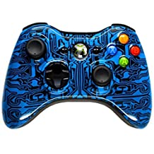 BLUE PACK A PUNCH 5000 + Modded Xbox 360 Controller Hydro Dipped Mod with Rapid Fire / Jitter / Quick Scope / Sniper Breath / Drop Shot / Jump Shot / Auto Aim / Quick Aim / Burst / Akimbo / Mimic / Adjustable / Adjustable Burst / Auto Burst / Dual Trigger and more! For COD Ghosts / MW1 / MW2 / MW3 / Black Ops 1 / Black Ops 2 / WAW / Gears of War Series / Halo Series / GTA / BF and more! 55500