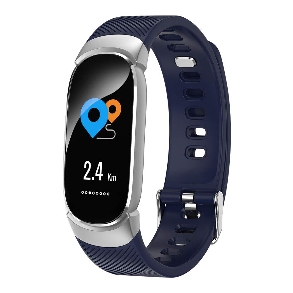 Amazon.com: Star_wuvi Smart Watch Sports Fitness Activity ...