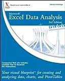 Excel Data Analysis, Denise Etheridge, 0470591609