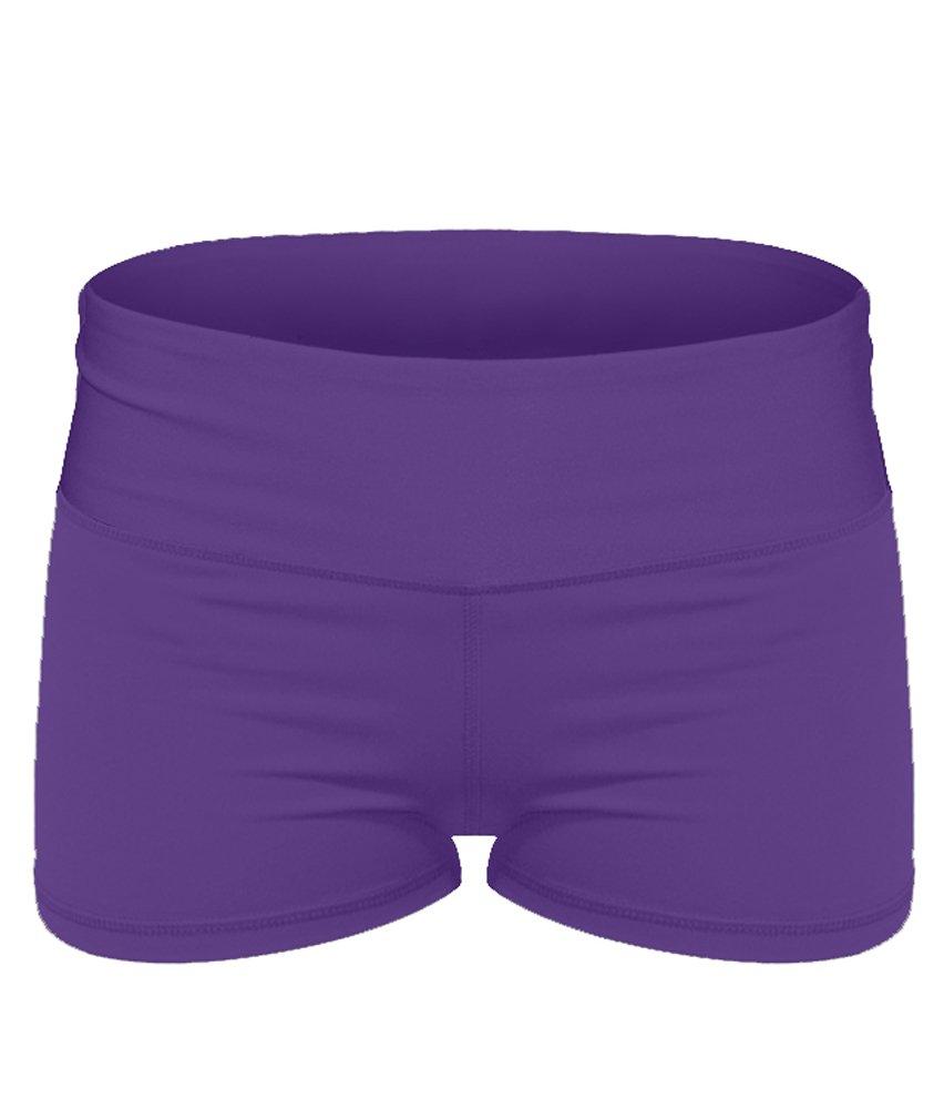WOD Shorts for Women (Purple, S/6)