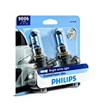 06 silverado headlights bulbs - Philips 9006 CrystalVision Ultra Upgrade Headlight Bulb, 2 Pack