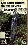 Les eaux claires de ma source par Bassori