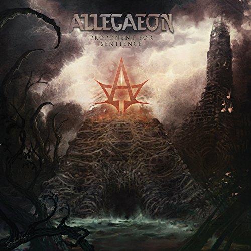 Vinilo : Allegaeon - Proponent For Sentience (180 Gram Vinyl, Colored Vinyl, Black, 2 Disc)
