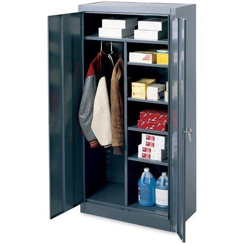 Edsal Combination Cabinet - 36X24x78