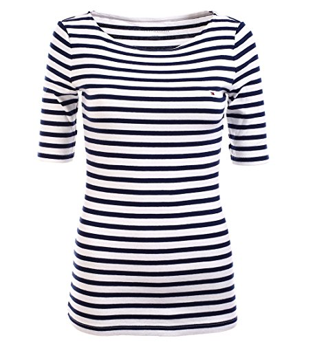 Tommy Hilfiger Womens Striped T shirt