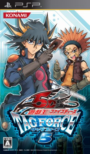 Yu-Gi-Oh! 5D's Tag Force 5 [Japan Import] by Konami