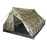 Mil-Tec Mini Pack Standard Two Man Tent Multitarn Review