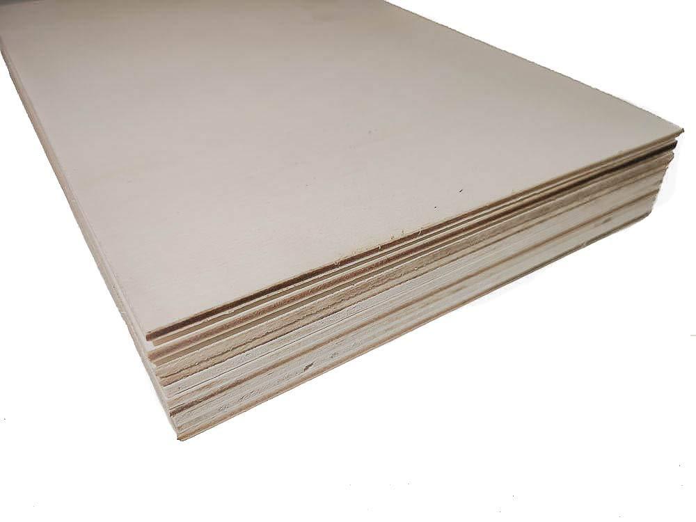 corte sierra / modelar 10/X A3/contrachapada panel Madera en bruto hojas 420/x 300/x 4/mm bricolaje Mesa abedul b/áltico/ traforare. /Perfecto para/