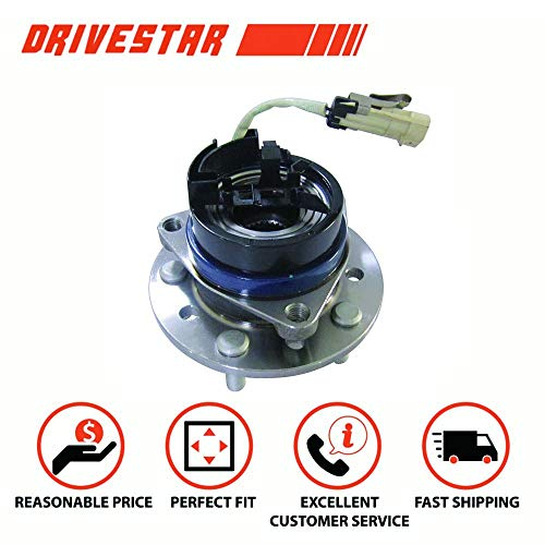 DRIVESTAR 513137 Front Wheel Hub & Bearing Assembly fits Chevy Malibu Chevy Classic Pontiac Grand Am Alero Cutlass
