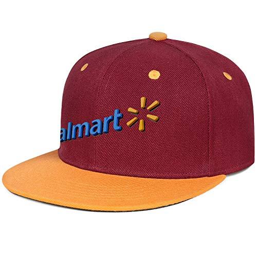 (Women's Men's Hat Walmart Tops Fortune Global Adjustable Hip Hop Personality Baseball Cap Cotton)