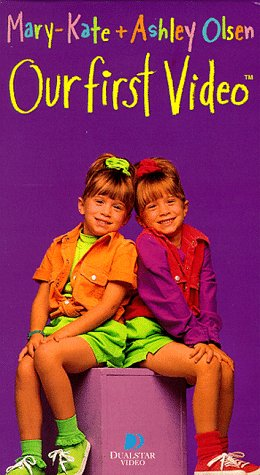 Mary-Kate & Ashley Olsen - Our First Video [VHS]